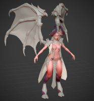 Succubus WIP1 by Kano-kun