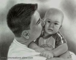 I Love you Daddy by Kim1486