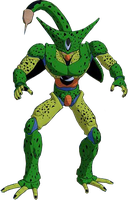 Render de Cell DB RB by Gokunks