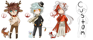 Adopts #3 (3/5 OPEN) by NPAdopts