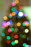 Christmas Lights by Justateen10