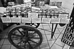 tea stand by ilovenatural