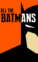 All the Batmans by EricHetherington