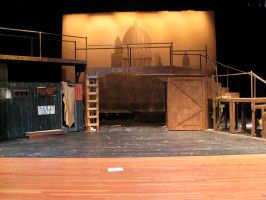 Sweeney Todd Set by alicetwasbrillig
