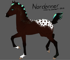 4819 Nordanner Foal by RW-Nordanners