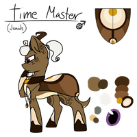 REF ENTRY: Time Master (NOT) by DaShipNoodle