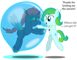 To catch a changeling by BladeDragoon7575