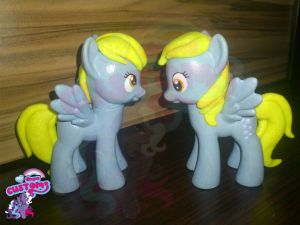Derpy Hooves custom by angel99percent