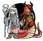 FREE ADOPT RAFFLE! (CLOSED, Thank you!) by chieutgrind