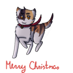 Free Christmas commission 3 by lpsamanda