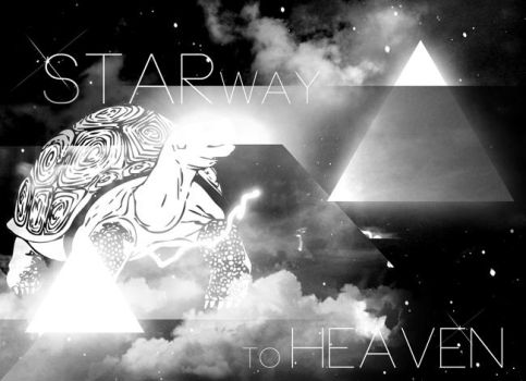 Starway to Heaven by thebrewok