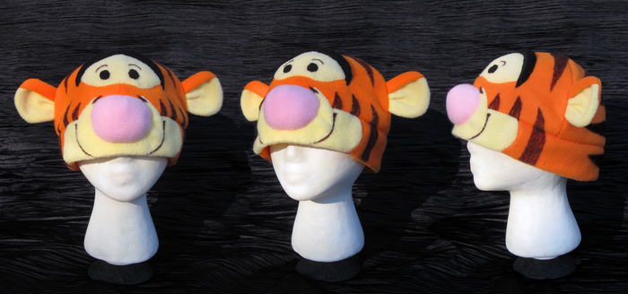 Tigger Hat by clearkid