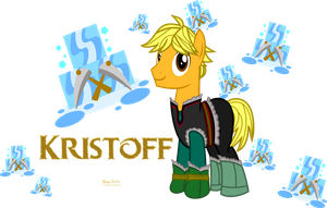 Kristoff Bjorgman the Mountain Pony by MeganLovesAngryBirds