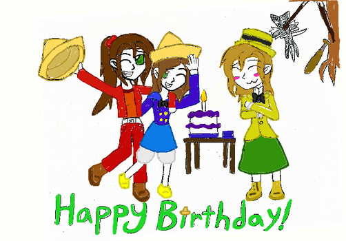 For Kage-Kunoichi: Feliz Compleanos! by Rozen-Shield
