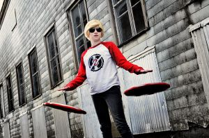 Dave Strider - Turn Tables by ithili3n