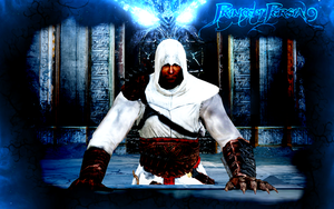 Prince of Persia wallpaper01 by badtrane