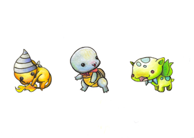 Mystery Dungeon- Rescue team by Happytreefriends7I