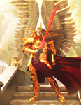 Sanguinius by 3D-Fantasy-Art