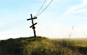 Cross by alexandreev