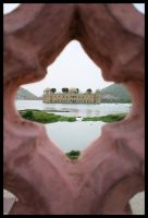Jal Mahal by EyeOfZen