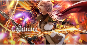 Lightning Farron Signature by Aegid