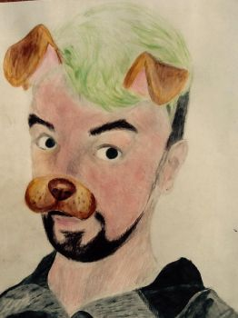 Jacksepticeye snap chat! by Jesscurious13
