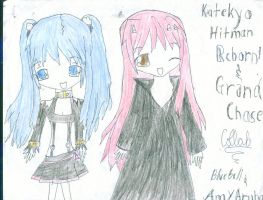 KHR AND GC  COMBINE by ArmeYamasaki17