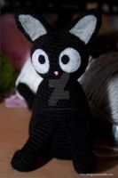 Jiji the cat by Lithiumcarbonat