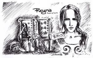 Reyna by cherryclaires