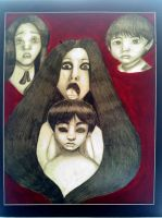 The Grudge and Her Son by CharlotteRay