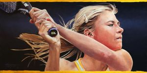 Maria Sharapova by thomsontm