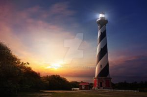 Cape Hatteras by kevron2001