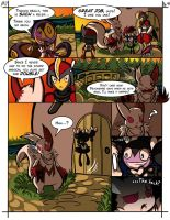Mission 7: Of Knights and Pawns - Page 44 by CrimsonAngelofShadow