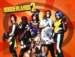 Borderlands 2 by Smikimimi