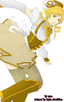 Mami tomoe by HawkTema