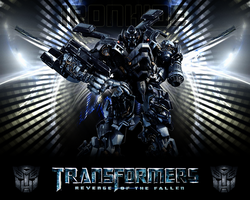 Transformers 2 Ironhide by CrossDominatriX5