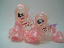 G1-G4 Mommy and Baby Yum Yum by TiellaNicole
