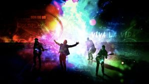 Coldplay - Viva La Vida by tindall