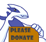 Donations to Lugia by supersilver27
