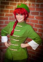 Ranma Saotome Cosplay by TechnoRanma