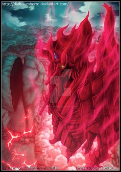 Susanoo perfect form stabilized by diabolumberto