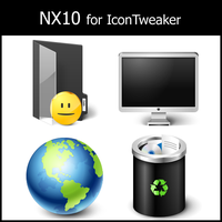 NX10 for IconTweaker by anthonium