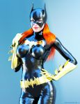 Batgirl by KRThompsonART