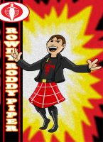 Rowdy Roddy Piper by AlanSchell