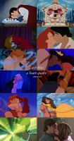Disney's First Kiss by earth-angel13