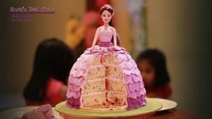 060 - Barbie Doll Cake 2 by AbbyShue