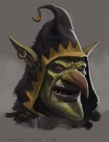 Goblin by thomaswievegg