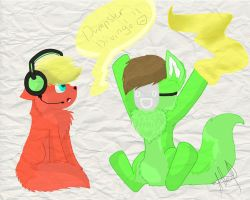 Pewdie and Cry by Allergria