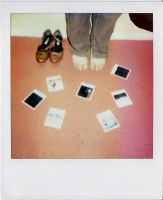 la collection. by moumine-polaroid