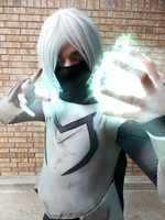 Malchior of Nol - Teen Titans Cosplay by NipahCos